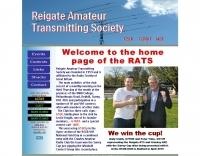 G5LK Reigate Amateur Transmitting Society