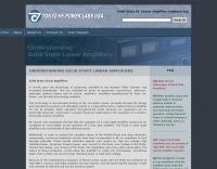 Understanding Linear Amplifiers