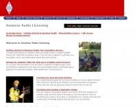 Amateur Radio Licensing