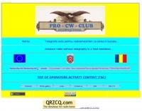 PRO CW CLUB