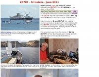 ZD7XF St Helena
