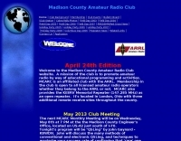 KE8RV Madison County Amateur Radio Club