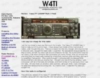 Yaesu FT-1000 Mark V review