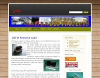 100 W Resistive Load