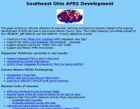 Southeast Ohio APRS Development
