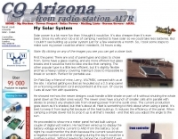 AI7R Solar Power Page