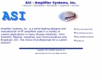 Amplifier Systems, Inc