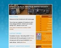 Christchurch Amateur Radio Society