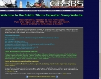 GB3BS Bristol 70cms Repeater Group