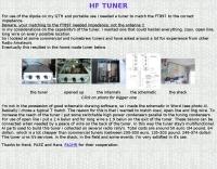 HF Tuner