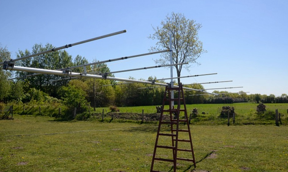 7 element Yagi Antenna for 50 MHz
