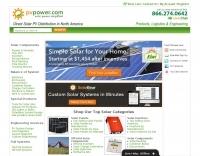 PVPower.com  Solar Panels
