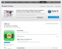 CWText - Iphone App