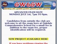 GW6GW Blackwood and District Amateur Radio Society