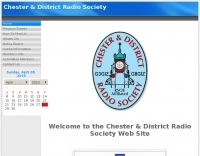 Chester & District Radio Society Web Site
