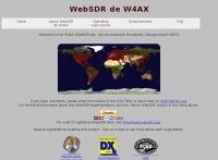 WebSDR W4AX