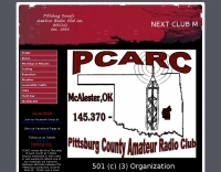 W5CUQ Pittsburg County Amateur Radio Club