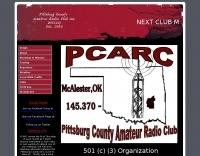W5CUQ Pittsburg County Amateur Radio Club