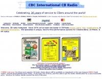 CBC International CB Radio