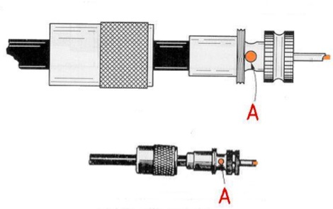 Fitting a PL259 to a coaxial cable
