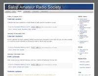 SARS Salop Amateur Radio Society