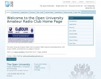 The Open University Amateur Radio Club
