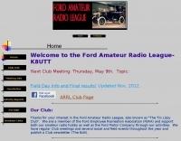 K8UTT The Ford Amateur Radio League