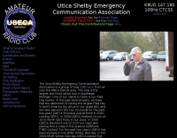 Utica Shelby Emergency Communication Association