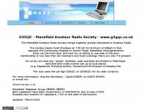 G3GQC - Mansfield Amateur Radio Society
