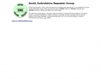 South Oxfordshire Repeater Group