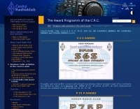 Czech Republic -  Award Programm of the C.R.C