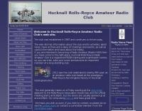 Hucknall Rolls-Royce Amateur Radio Club
