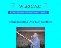 Communicating Over LOE Satellites