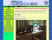 Palau Rental Shack