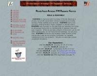 Rhode Island Amateur FM repeater service