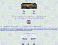 Yaesu FT-920 Narrow filters mod