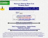 Data Communications - Digital Modes