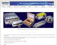 M0WWA  Vector Network Analyzer