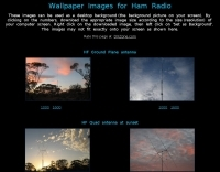 Wallpaper images for Ham Radio