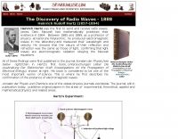 The Discovery of Radio Waves Heinrich Rudolf Hertz