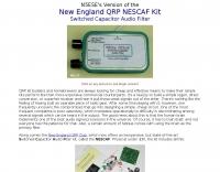 QRP NESCAF Kit