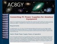 PC Power Supplies to Ham Equipment
