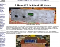 A Simple VFO for 80 and 160 Meters