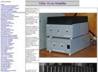 13cm RF Amplifier