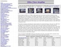 23 cm Amplifier