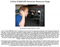 Collins R388/URR Receiver Resource Page