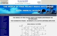 Active antenna project