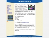 A guide to Amateur Television