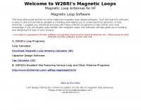 Magnetic Loop Software