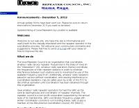 IOWA Repeater Council